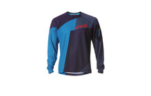 ION Bike Tee LS Helium men medieval blue